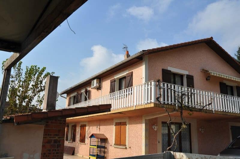 Sale house / villa St maurice l exil 279000€ - Picture 1