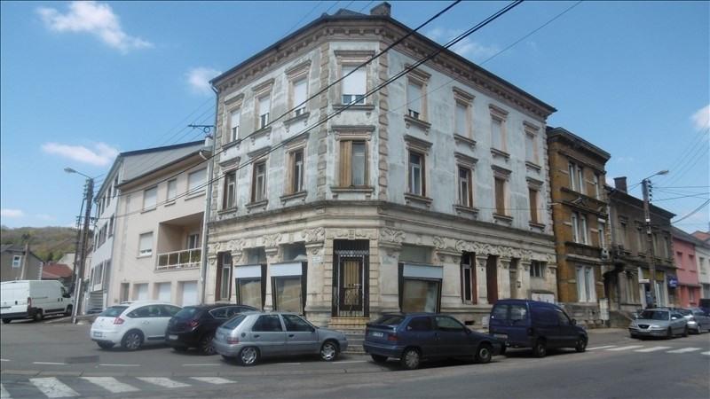 Verkoop  flatgebouwen Audun le tiche 321000€ - Foto 1