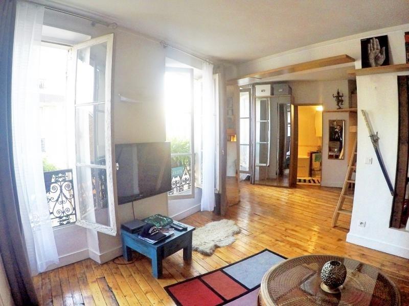 Vente appartement Paris 9ème 440000€ - Photo 1