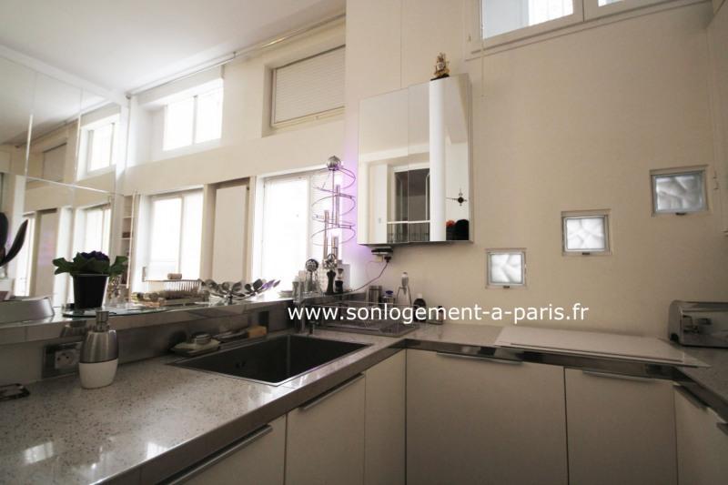 Deluxe sale loft/workshop/open plan Paris 10ème 1790000€ - Picture 6