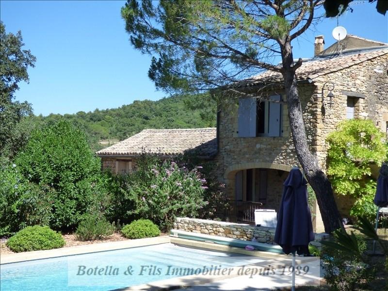 Verkoop van prestige  huis Uzes 790000€ - Foto 1
