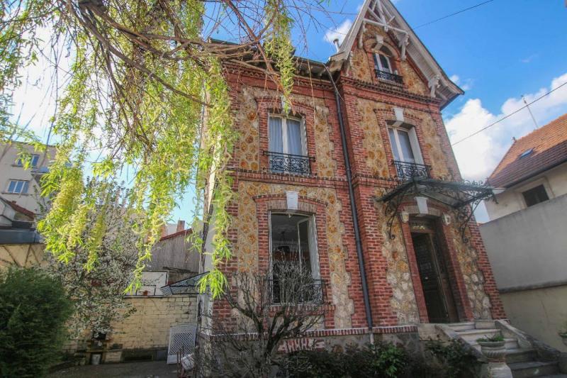Vente de prestige maison / villa Asnieres sur seine 1035000€ - Photo 1