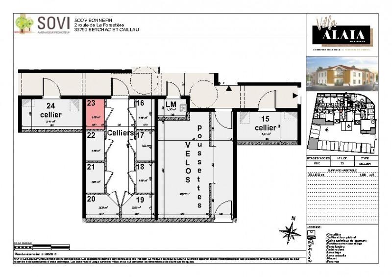 Vente appartement Biscarrosse 169000€ - Photo 3