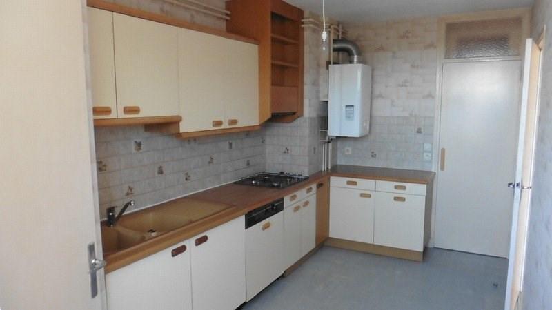 Verkoop  appartement Coutances 78000€ - Foto 5