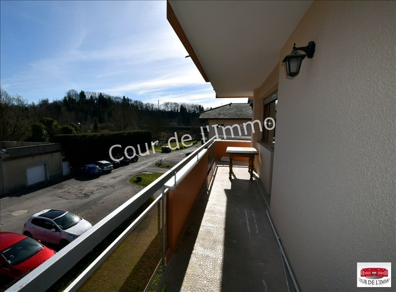 Vente appartement Bonne 235 000€ - Photo 7