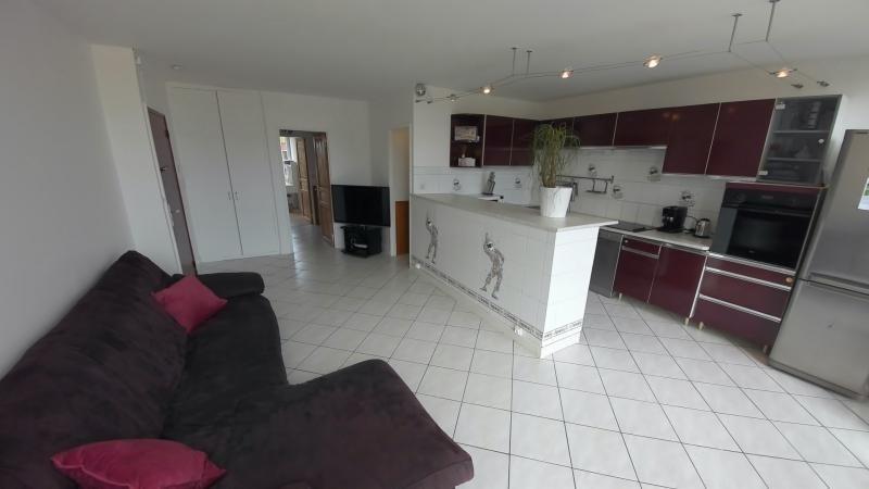 Vente appartement Meudon la foret 249000€ - Photo 1