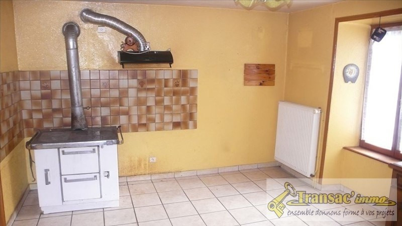 Sale house / villa La chapelle agnon 97 650€ - Picture 2