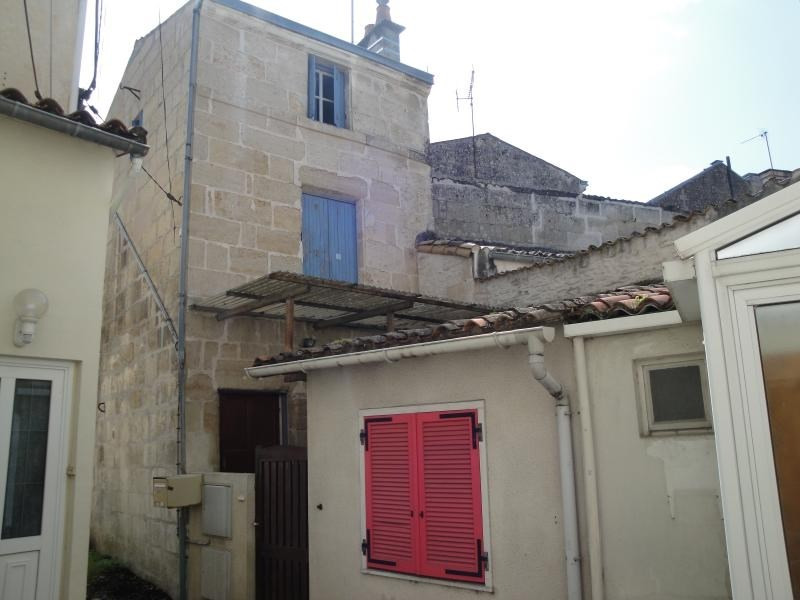 Sale house / villa Niort 60 000€ - Picture 1