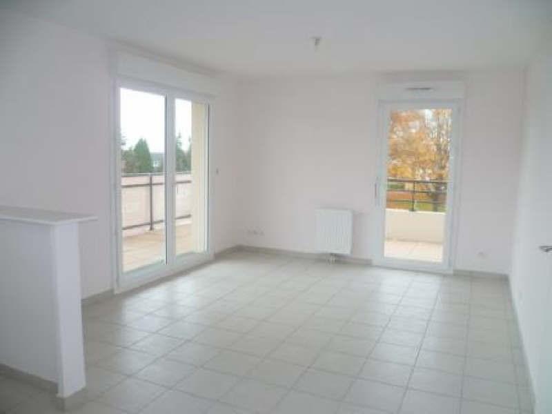 Rental apartment Herouville st clair 560€ CC - Picture 3