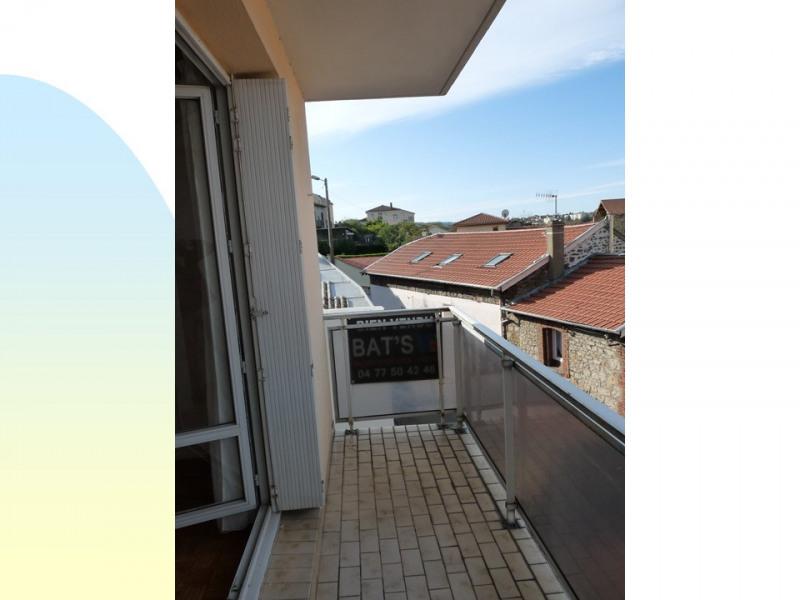 Venta  apartamento Roche-la-moliere 95000€ - Fotografía 10