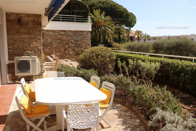 Vacation rental apartment Cavalaire sur mer  - Picture 8