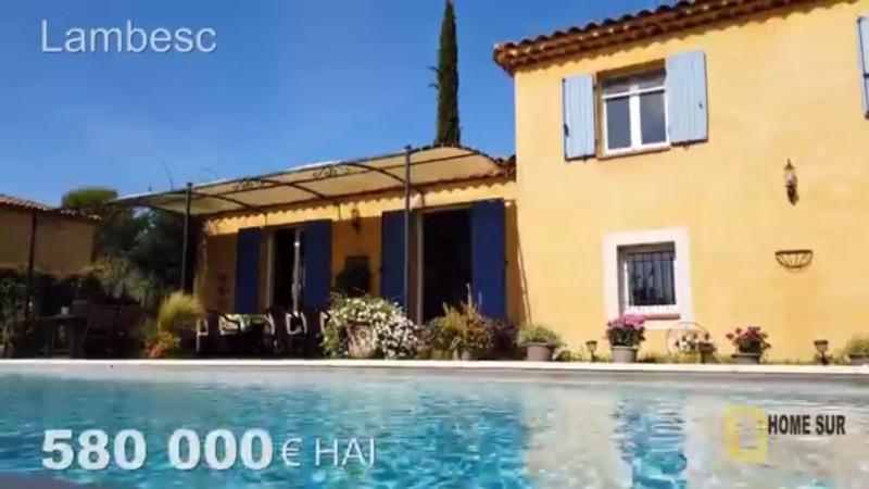 Verkoop van prestige  huis Lambesc 580000€ - Foto 3