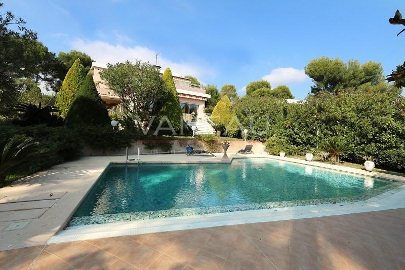 Vente de prestige maison / villa Antibes 1195000€ - Photo 11