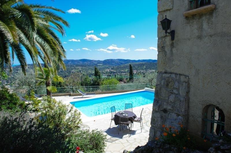 Vente de prestige maison / villa Speracedes 750000€ - Photo 2