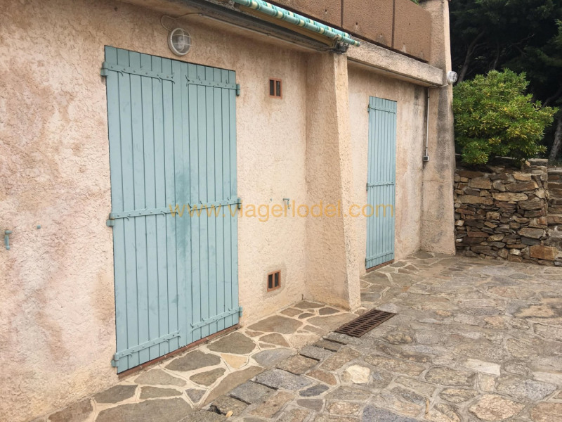 Verkauf auf rentenbasis haus Le lavandou 250000€ - Fotografie 6