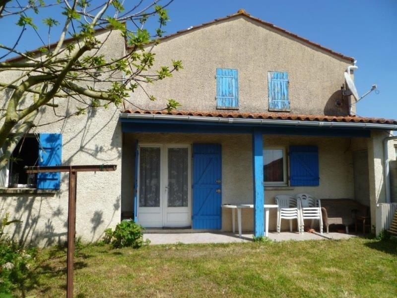 Vente maison / villa Le chateau d'oleron 168400€ - Photo 12