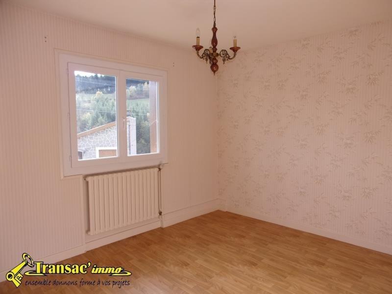 Sale house / villa La monnerie le montel 99500€ - Picture 5