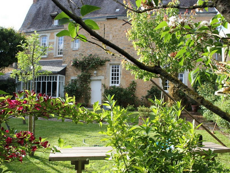 Vente de prestige maison / villa Angers 25 mn nord-est 487000€ - Photo 10