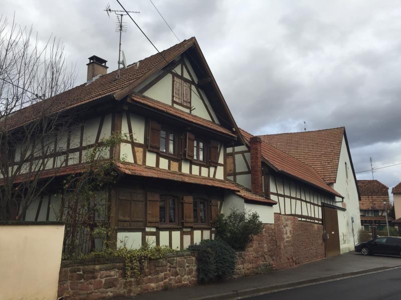 Vente maison / villa Eckwersheim 449500€ - Photo 7