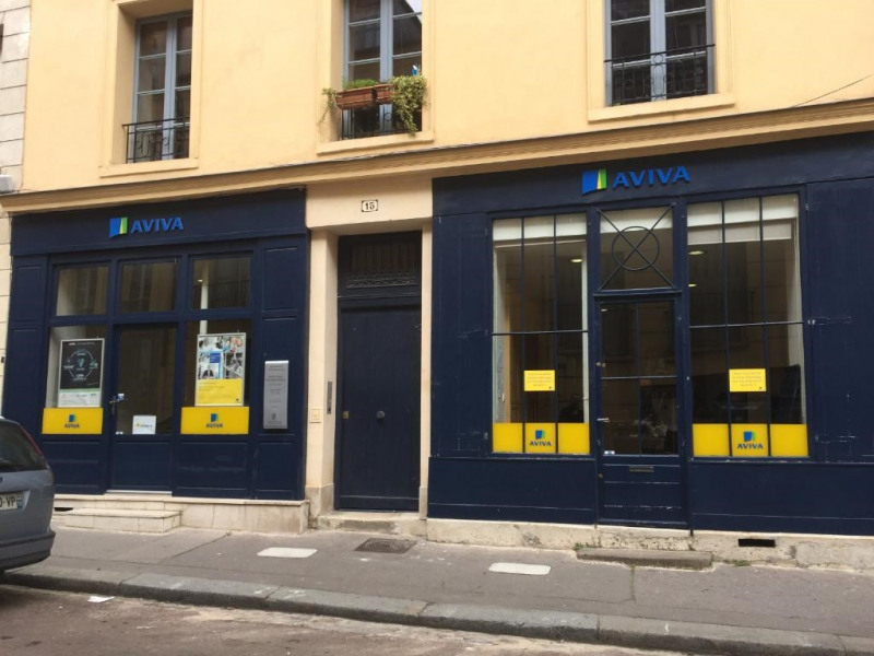 Vente local commercial Versailles 441 000€ - Photo 1