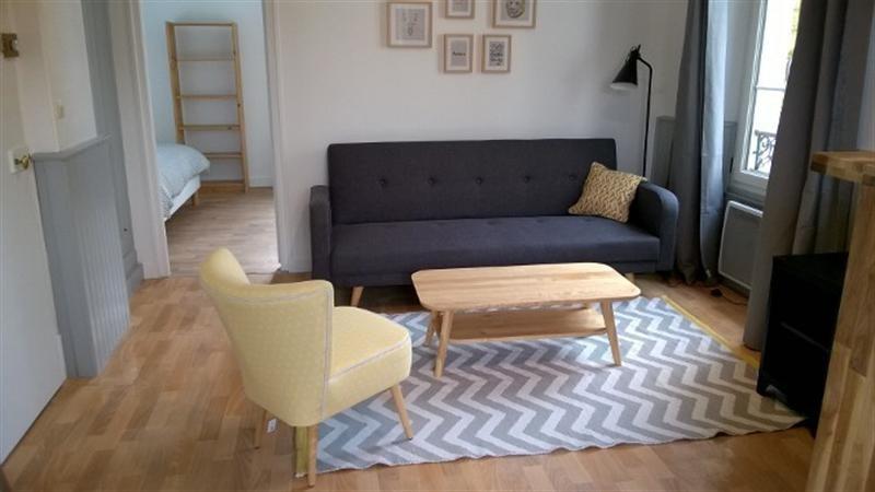 Location appartement Fontainebleau 1020€ CC - Photo 1