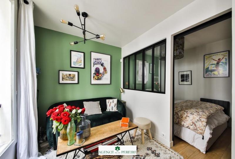Sale apartment Paris 17ème 330000€ - Picture 6