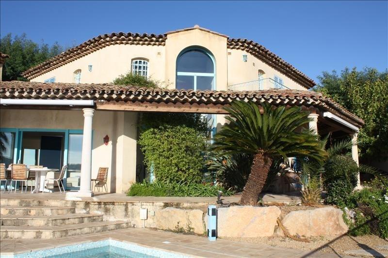 Vente de prestige maison / villa Les issambres 1365000€ - Photo 4