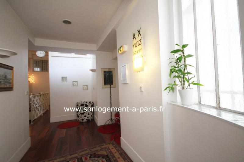 Deluxe sale loft/workshop/open plan Paris 10ème 1790000€ - Picture 12