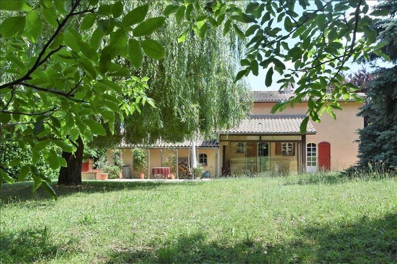 Vente maison / villa Quint (secteur) 420000€ - Photo 9