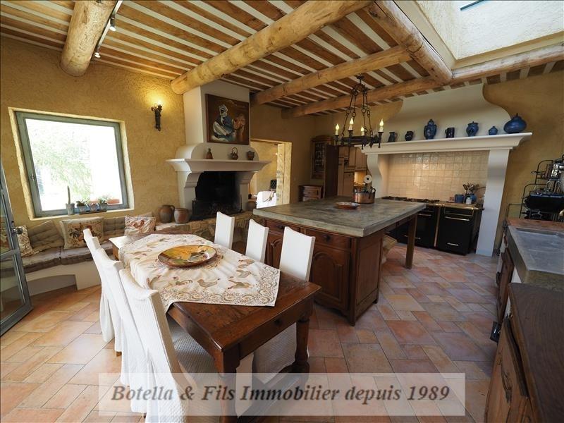 Verkoop van prestige  huis Uzes 745000€ - Foto 6