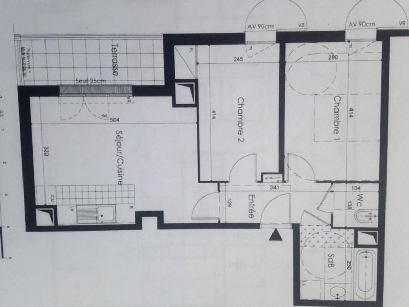 Sale apartment Conflans sainte honorine 273000€ - Picture 3
