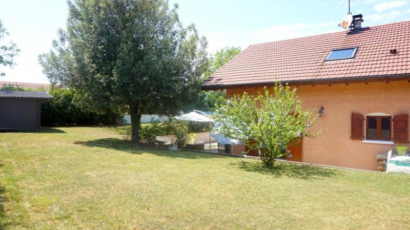 Vente de prestige maison / villa St julien en genevois 629000€ - Photo 9