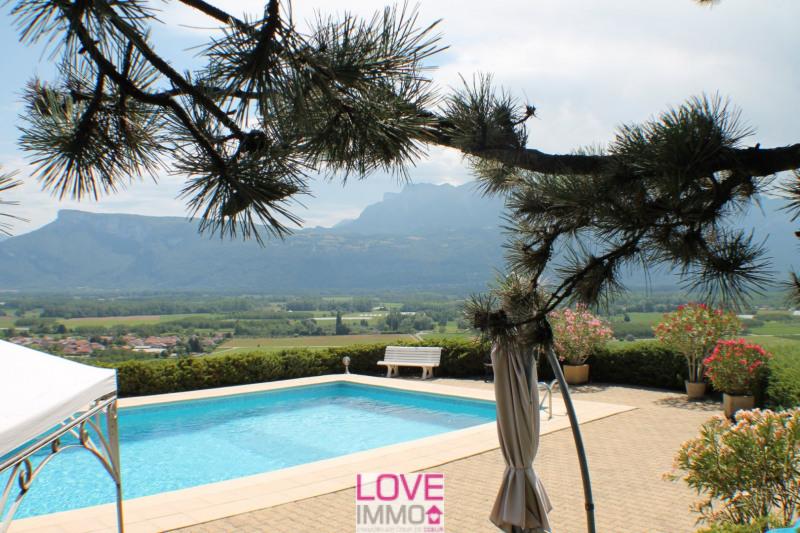 Vente de prestige maison / villa Moirans 610000€ - Photo 2