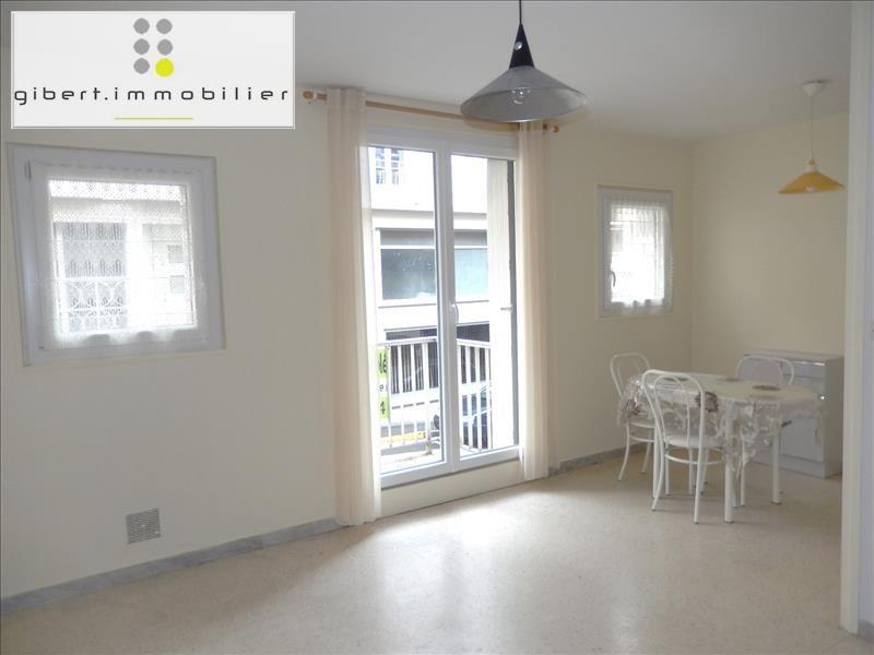 Rental apartment Le puy en velay 302€ CC - Picture 1