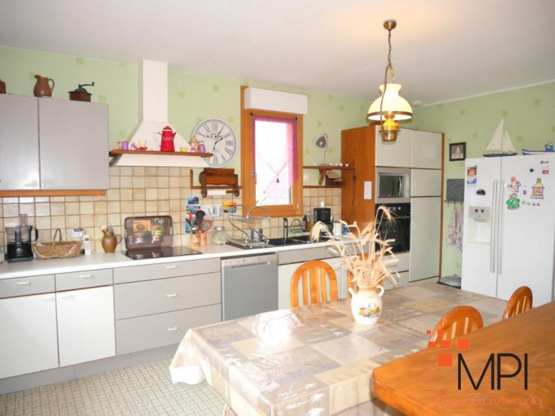 Sale house / villa Mordelles 263750€ - Picture 3