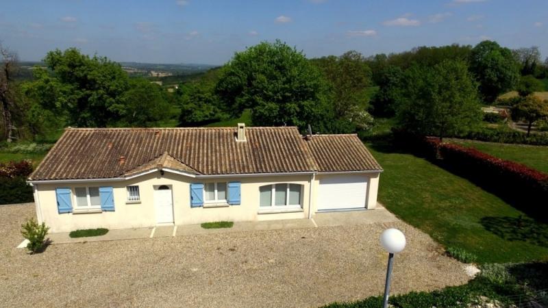 Vente maison / villa Castillonnes 186250€ - Photo 2
