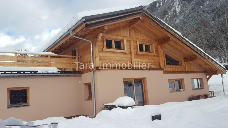 Deluxe sale house / villa Chamonix mont blanc 985000€ - Picture 1