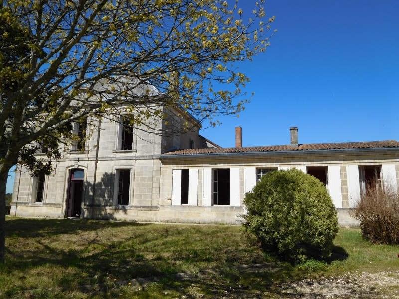 Sale house / villa St ciers de canesse 473000€ - Picture 2