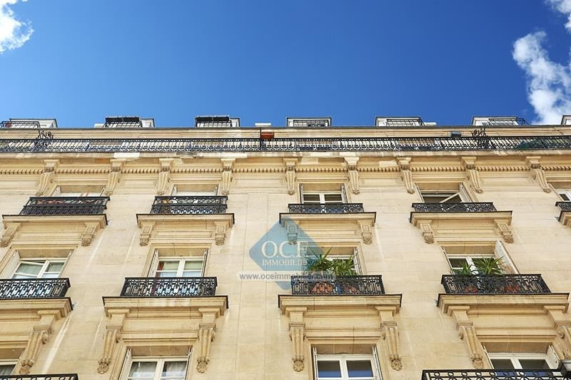 Vente de prestige appartement Paris 3ème 1 050 000€ - Photo 1