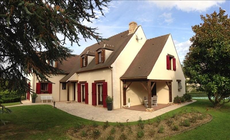 Vente maison / villa Nanteuil les meaux 460000€ - Photo 10