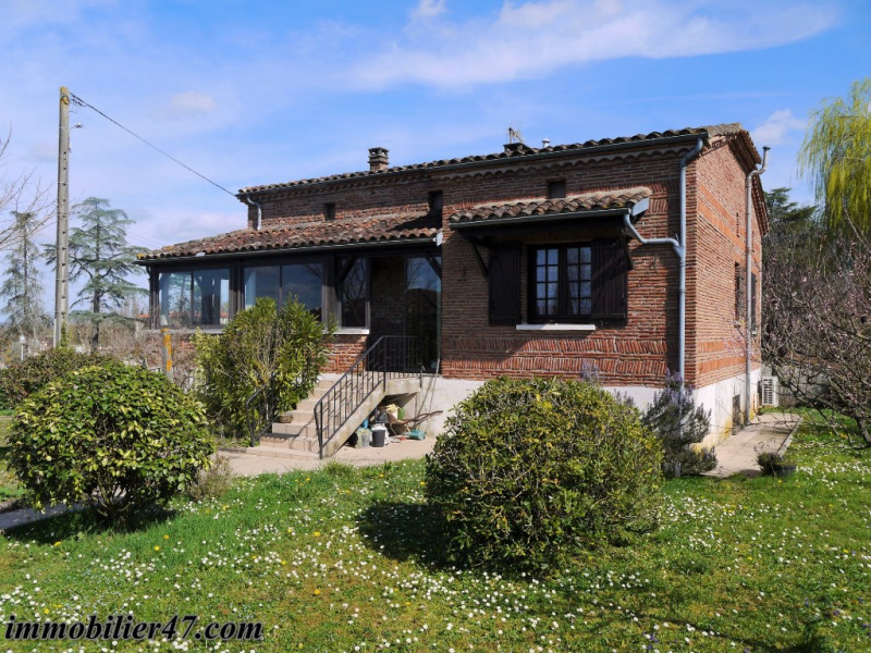 Vente maison / villa Sainte livrade sur lot 109 900€ - Photo 2