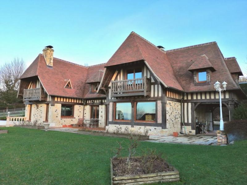 Revenda residencial de prestígio casa Trouville-sur-mer 995000€ - Fotografia 1