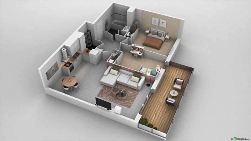 Vente appartement L'union 248000€ - Photo 2