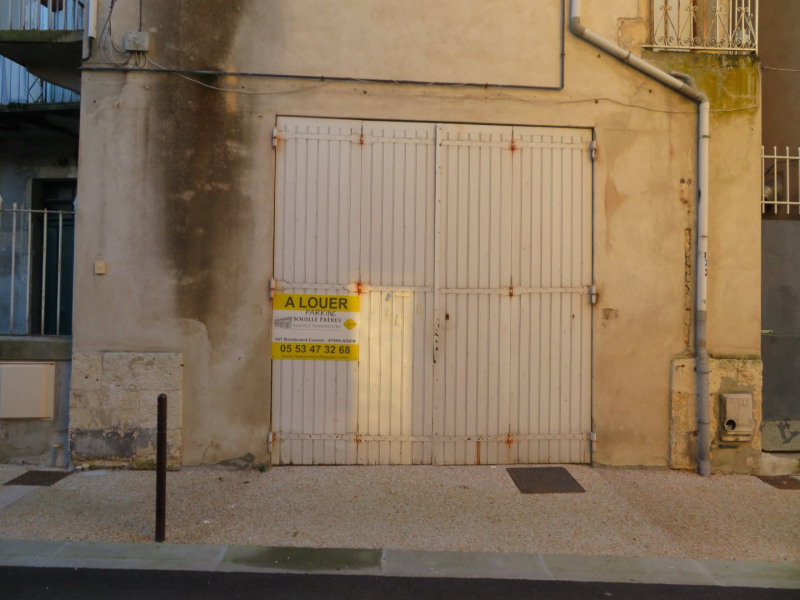Rental parking spaces Agen 60€ +CH - Picture 1