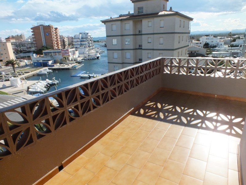 Location vacances appartement Roses santa - margarita 320€ - Photo 1