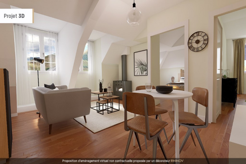 Sale apartment Bedous 49 000€ - Picture 4