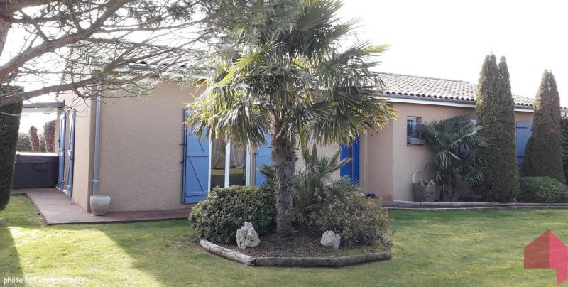 Vente maison / villa Baziege 332000€ - Photo 2