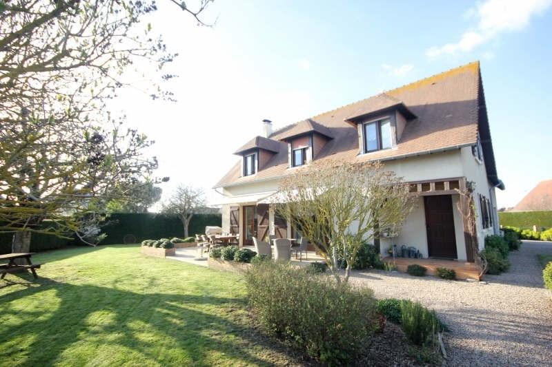 Vente de prestige maison / villa Villers sur mer 576000€ - Photo 1