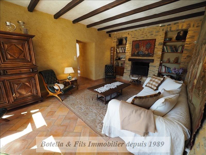 Verkoop van prestige  huis Uzes 745000€ - Foto 8