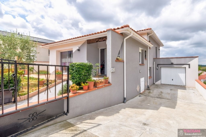 Vente maison / villa Nailloux 299000€ - Photo 8